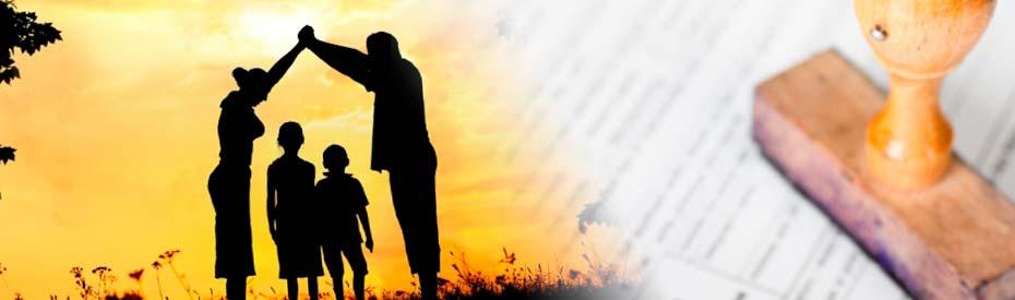 Servicios de reagrupación familiar